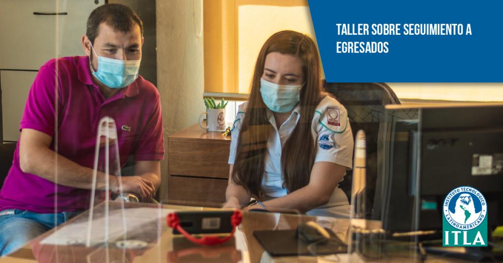 Personal administrativo de ITLA participa en capacitación en seguimiento a egresados FIMPES